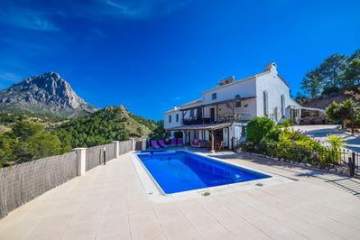 Ref:VE4231 Villa For Sale in Finestrat