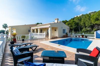 Ref:VE4232 Villa For Sale in Alfaz del Pi