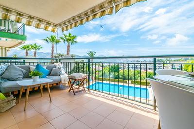 Ref:A4244E Apartment For Sale in Alfaz del Pi