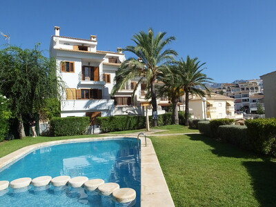 Ref:T4243 Townhouse For Sale in Altea