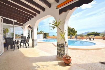 Ref:V4264E Villa For Sale in Alfaz del Pi
