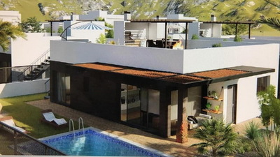 Ref:V4266 Villa For Sale in Polop
