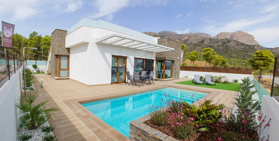 Ref:V4268 Villa For Sale in Polop