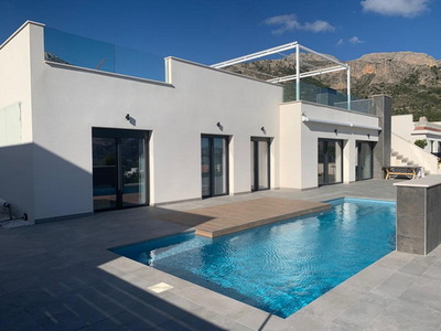 Ref:V4271 Villa For Sale in Polop