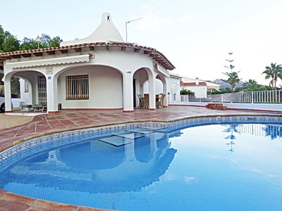 Ref:V3566 Villa For Sale in Alfaz del Pi