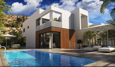 Ref:V4283 Villa For Sale in Finestrat