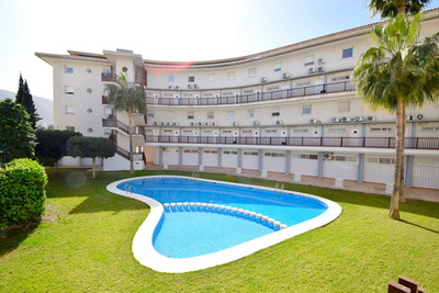 Ref:A4297E Apartment For Sale in Albir