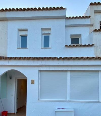 Ref:T4306 Townhouse For Sale in La Nucia