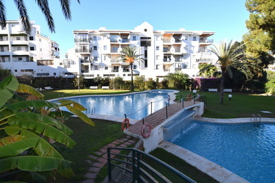 Ref:A4318E Apartment For Sale in Albir