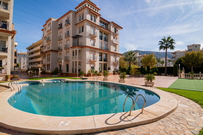 Ref:A4323E Apartment For Sale in Albir
