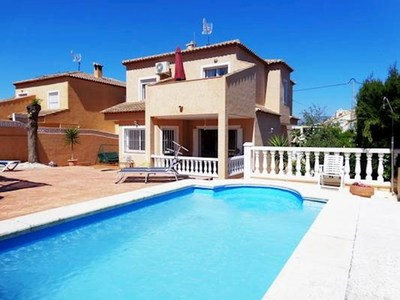 Ref:V3247 Villa For Sale in Albir