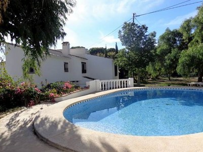 Ref:V3905 Villa For Sale in Altea