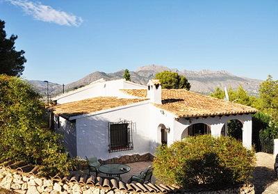 Ref:V3966 Villa For Sale in La Nucia