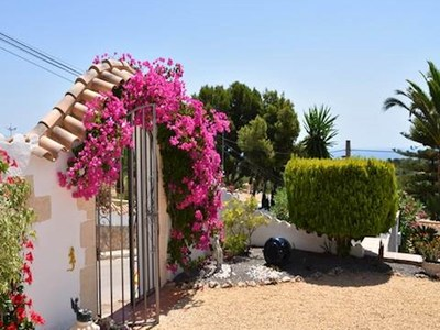 Ref:V2228 Villa For Sale in Alfaz del Pi