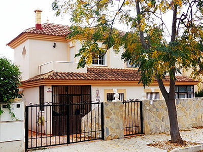 Ref:T3897 Semi-detached Villa For Sale in Polop