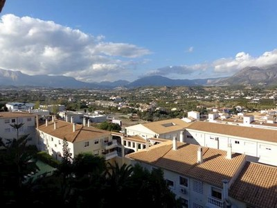 Ref:A3911 Apartment For Sale in Altea