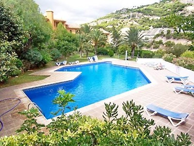 Ref:A2645 Apartment For Sale in Altea