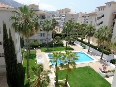 Ref:A3874 Apartment For Sale in Albir