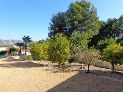 Ref:V3889 Villa For Sale in La Nucia