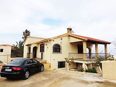 Ref:V3360 Villa For Sale in Polop