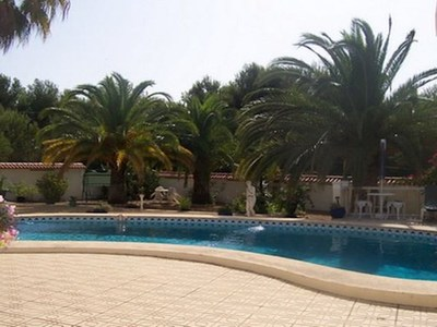 Ref:V118 Villa For Sale in Alfaz del Pi