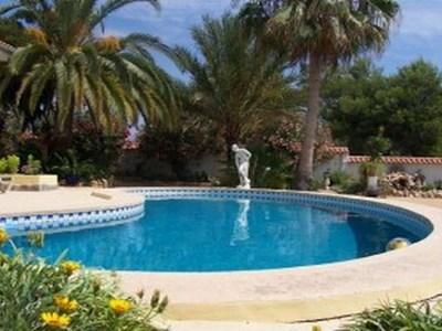 Ref:V118 Villa For Sale in Alfaz del Pi