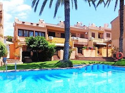 Ref:T4004 Townhouse For Sale in Albir