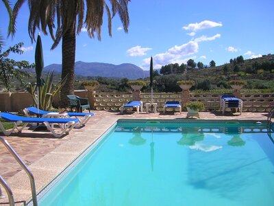 Ref:A14489 Villa For Sale in COCENTAINA