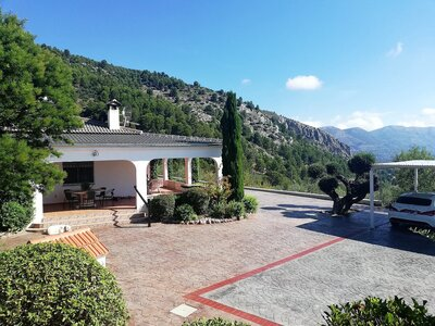 Ref:A18458 Villa For Sale in MURO DE ALCOY